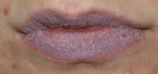 Illamasqua Posture Lips Swatch