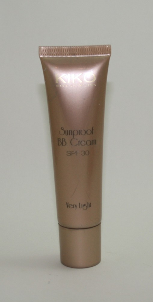 Kiko Fierce Spirit BB Cream