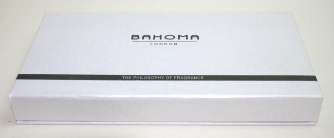 Bahoma Body Perfume Bibliotheque Box