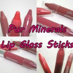 Pur Minerals Lip Gloss Sticks