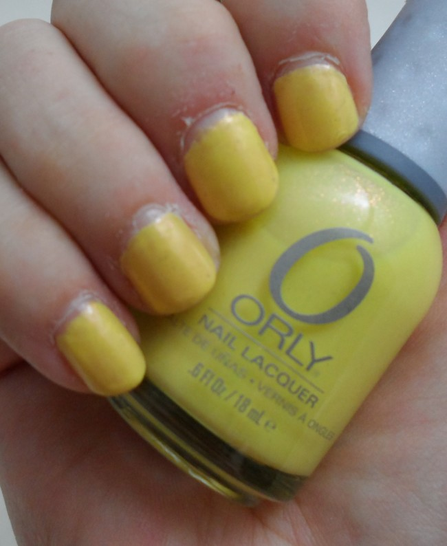NOTD: Orly Melodious Utopia