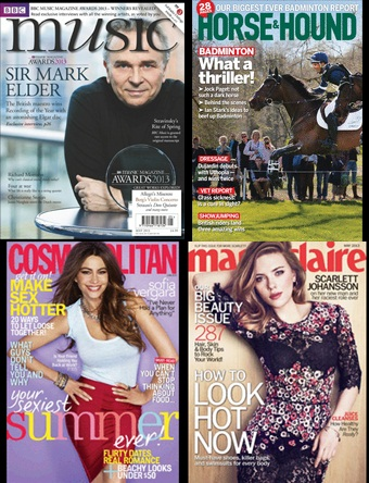 Competition: Win 1 of 9 Digital Magazine Subscriptions