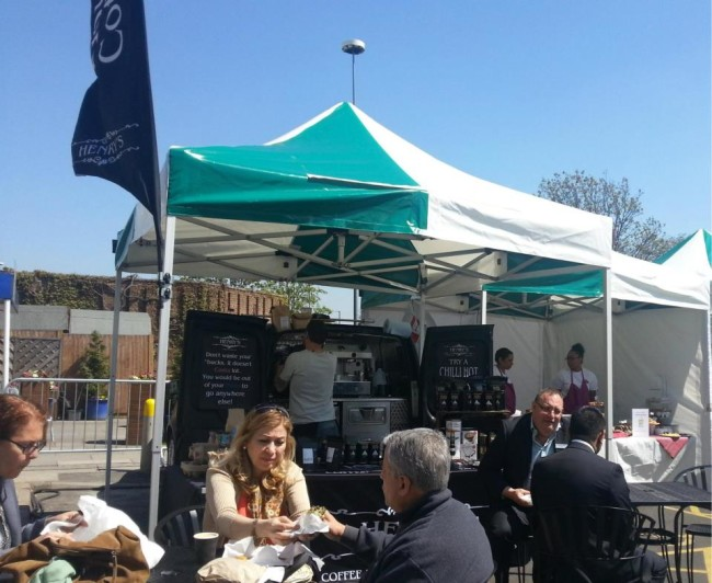 Brent Cross Food Market Coffee