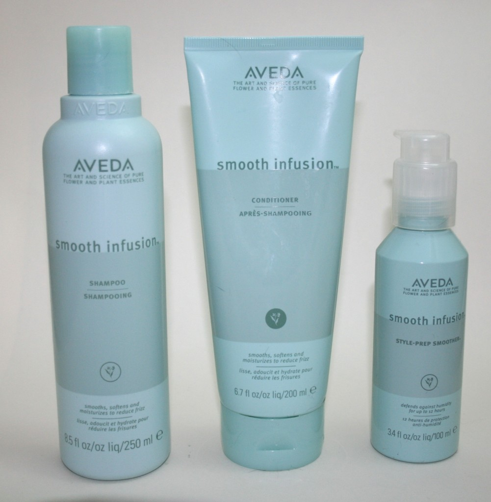 Aveda Smooth Infusion Range