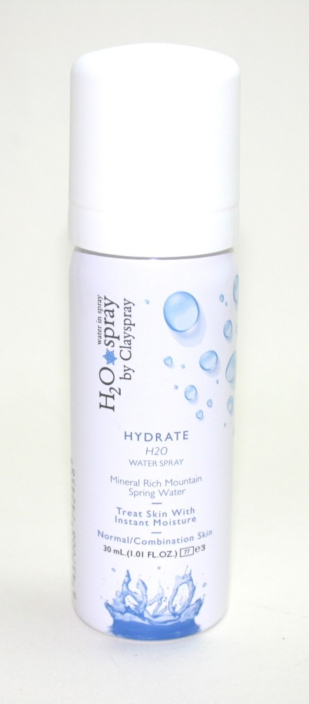 Clayspray H20 Mineral Water Spray