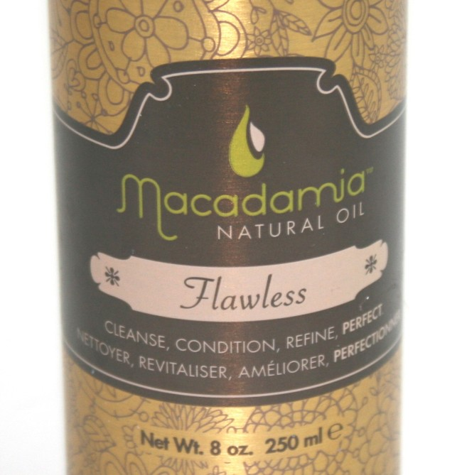 Macadamia Natural Oil Flawless