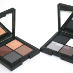 Daniel Sandler Eye Shadow Quads: Scandal at Midnight and Beyond Sunset