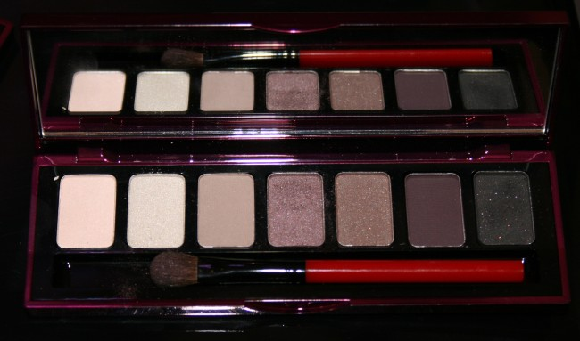 Smashbox Fade to Black Eye Shadow Palette in Fade Out