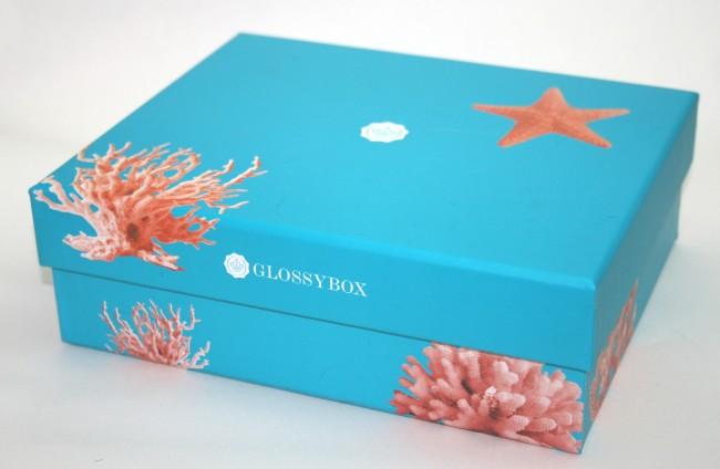 Glossybox July 2013