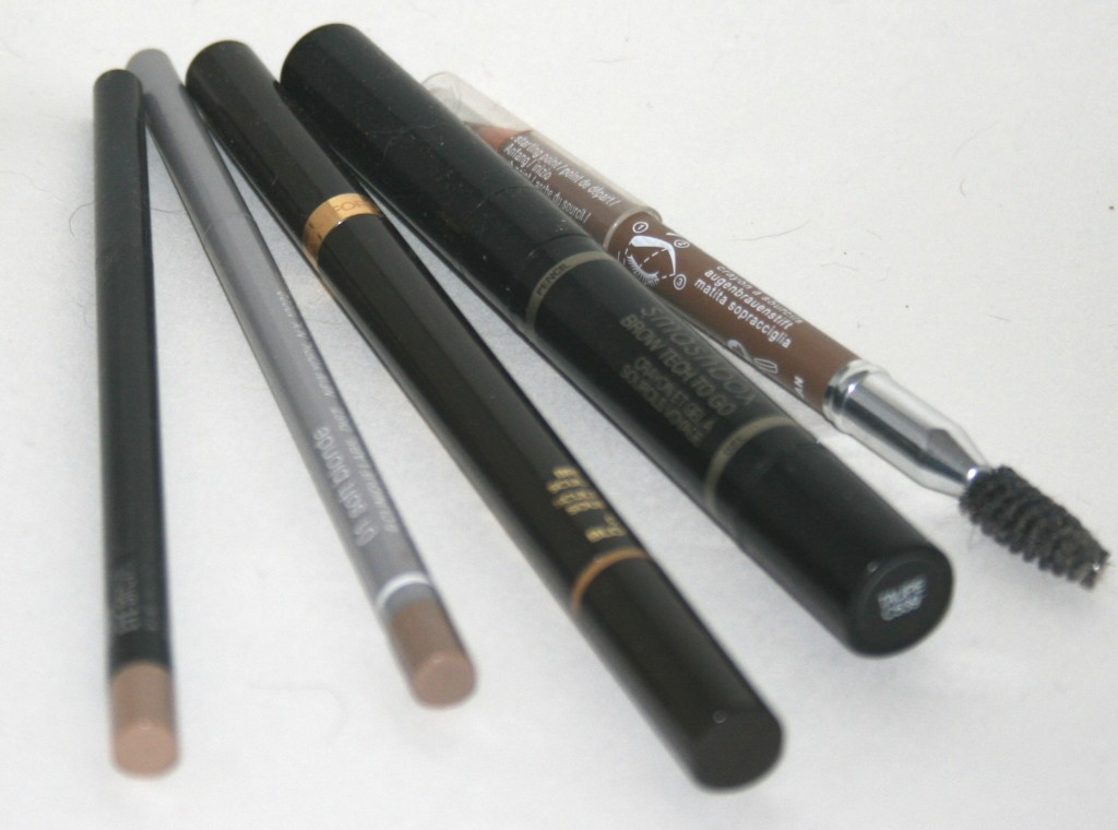 Five Amazing Brow Pencils for Ashy Colourings