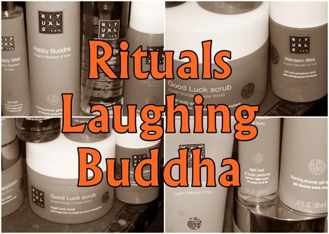 Rituals Laughing Buddha