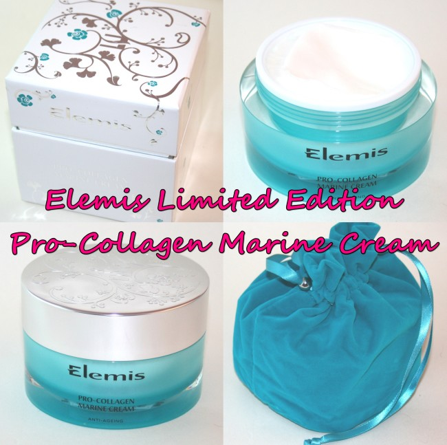 Elemis Limited Edition Pro-Collagen Marine Cream Competition