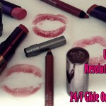 Urban Decay Revolution Lipsticks and Lip Pencils