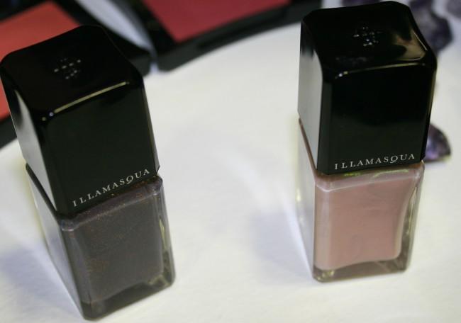 Illamasqua Facet and Hemlock