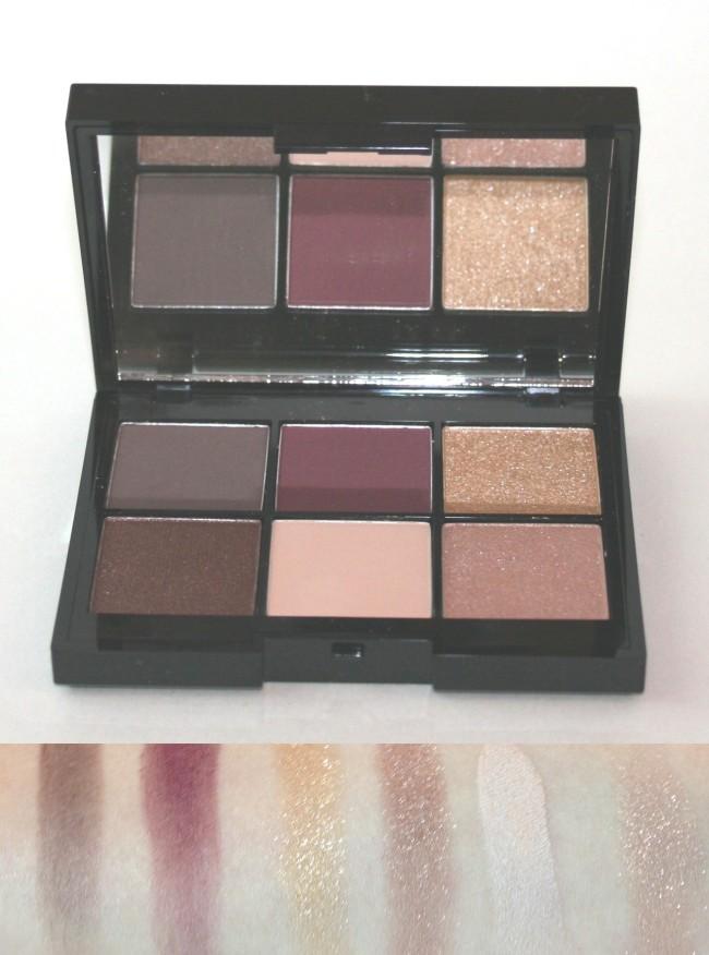 Kiko Colour Impact Eyeshadow Palette Lounge Warm Tones