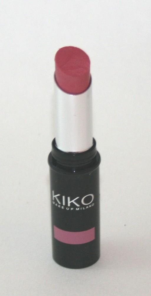 Kiko Latex Like Lipstick Pink