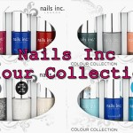 New Nails Inc Colour Collections