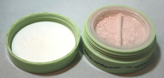 Bourjois Java Rice Powder open