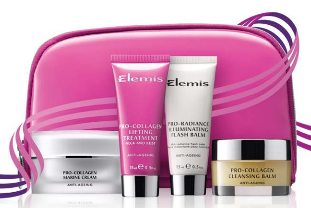Elemis Beauty Heroes in aid of Breast Cancer Care