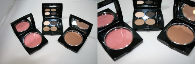 HD Brows Blush and Bronzer