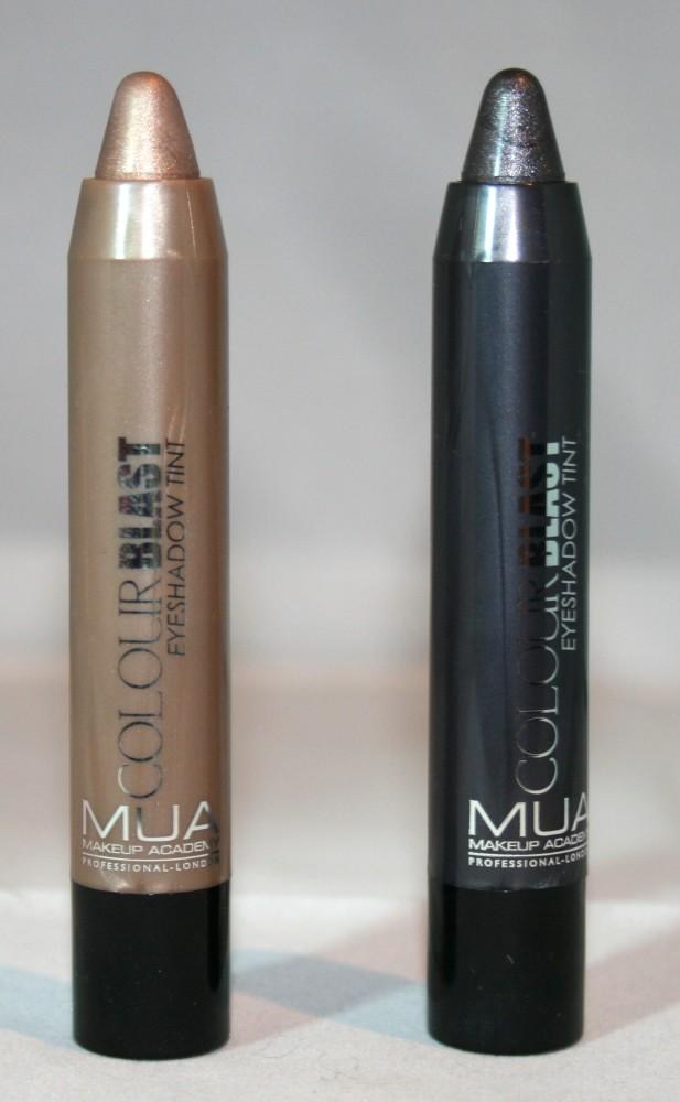 MUA Colour Blast Eyeshadow