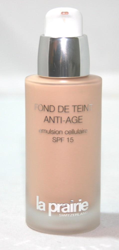 La Prairie Anti-Aging Foundation Shade 100