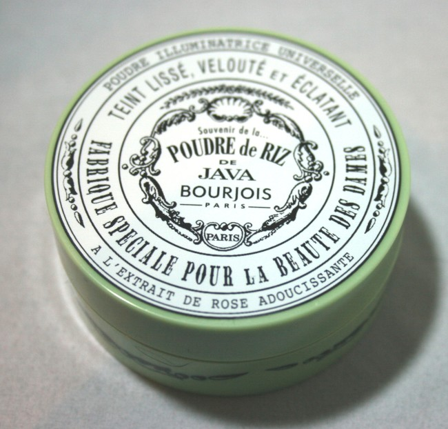 Bourjois Java Rice Powder