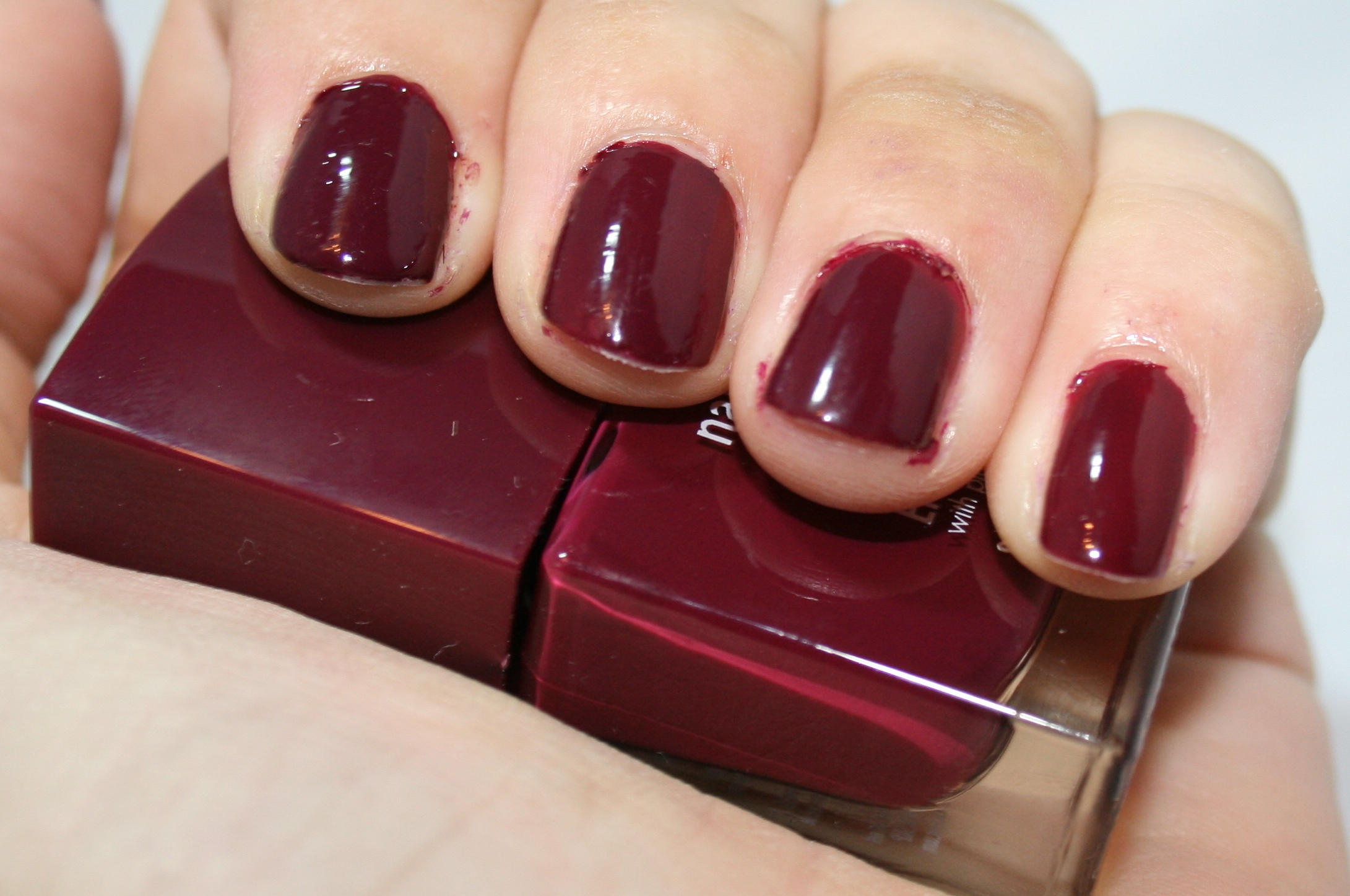NOTD: Nails Inc Gel Effect Kensington High Street - Beauty Geek