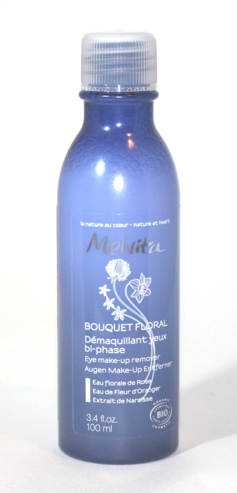 Melvita Floral Bouquet Eye Make-Up Remover
