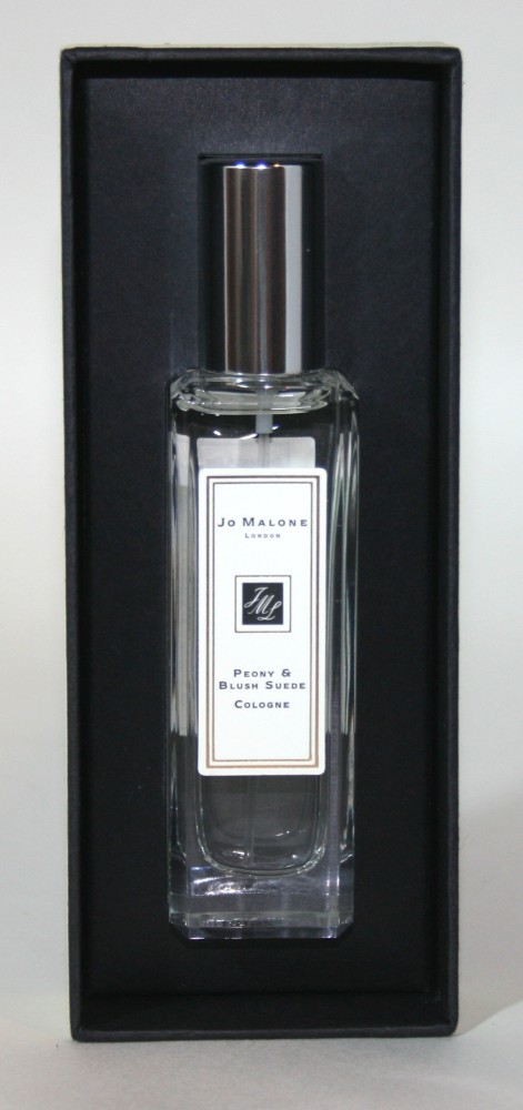 Jo Malone Peony & Blush Suede packaging
