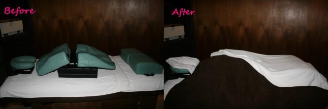 K Spa Pregnancy Massage Bed