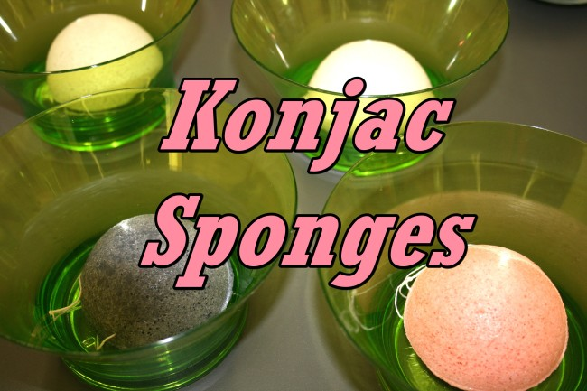Konjac Sponges