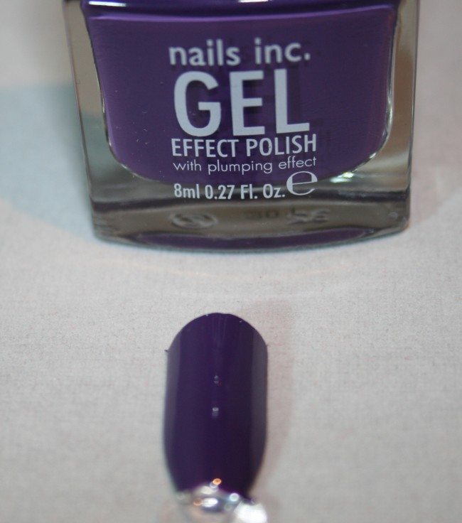 Nails Inc Gel Effect Bond Street