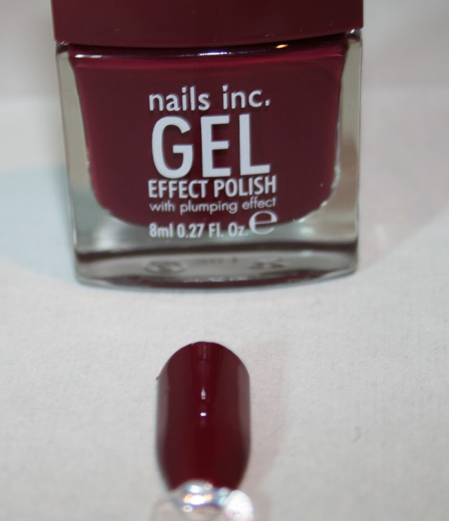Nails Inc Gel Effect Kensington High Street