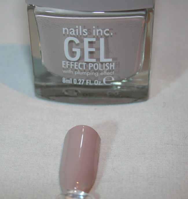Nails Inc Gel Effect Porchester Square