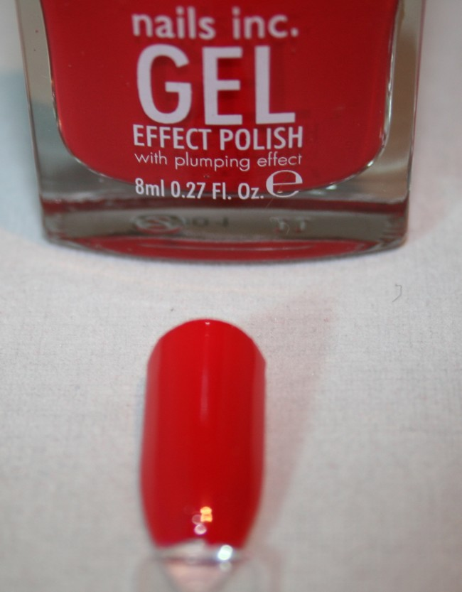 Nails Inc Gel Effect St James