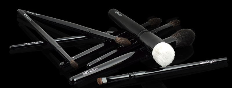 Wayne Goss The Collection Brushes