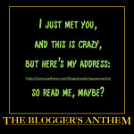Wordless Wednesday: Funnies about Blogging