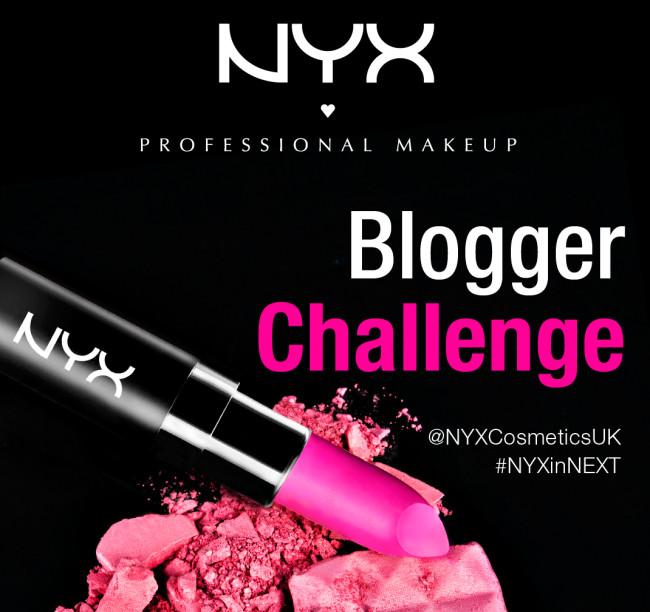 Bloggers Challenge NYXinNEXT