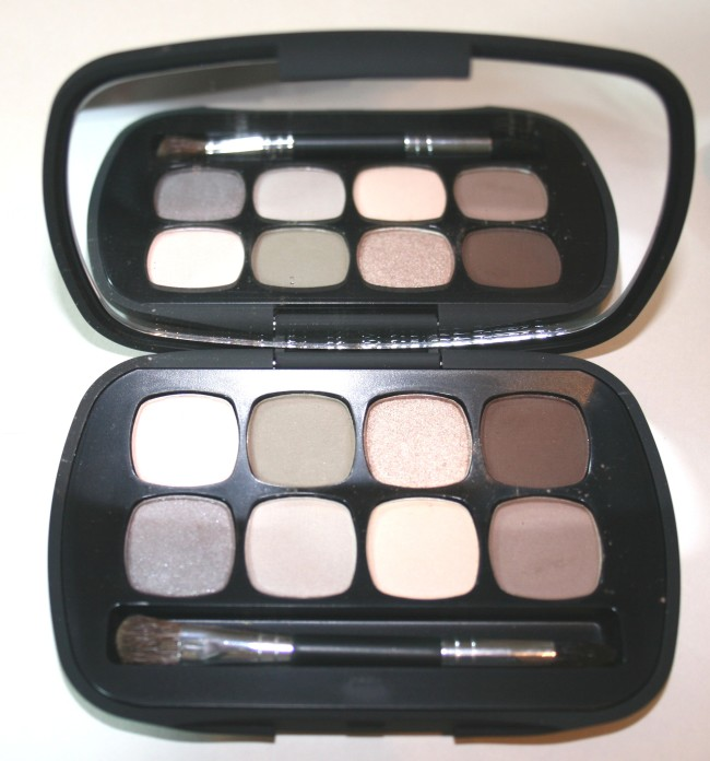 bareMinerals Power Neutrals palette.
