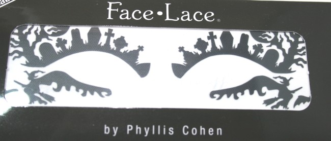 Face Lace Broomchicks