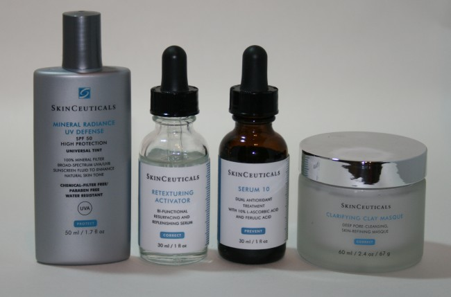 Skinceuticals Skincare and Sk:n Clinics