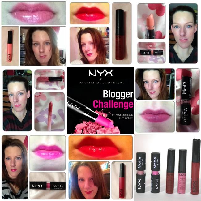 NYX Blogger Challenge