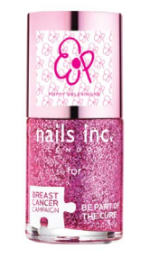 Nails Inc Breast Cancer Awareness
