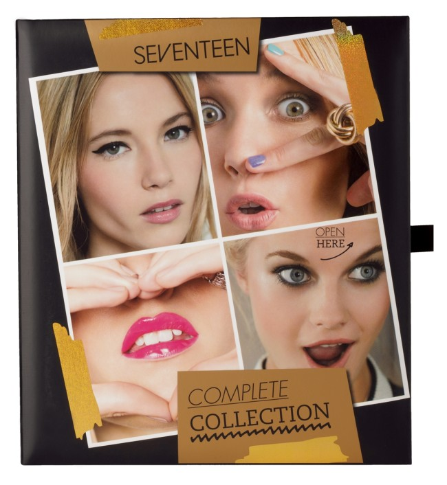 Seventeen Complete Collection £35.00