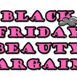 Black Friday Beauty Bargains