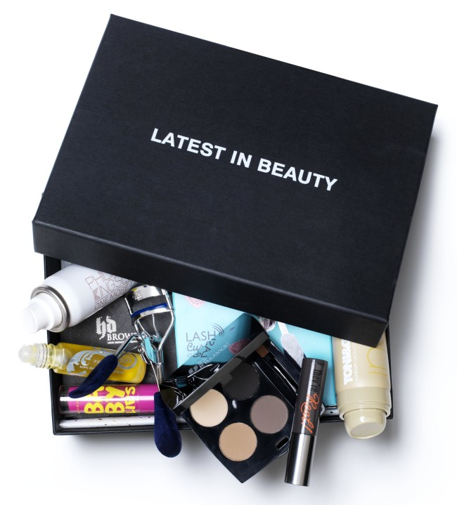 Latest in Beauty Glamour Beauty Box