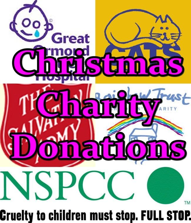 Christmas Charity Donations