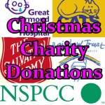 12 Gifts of Christmas: Charity Donations