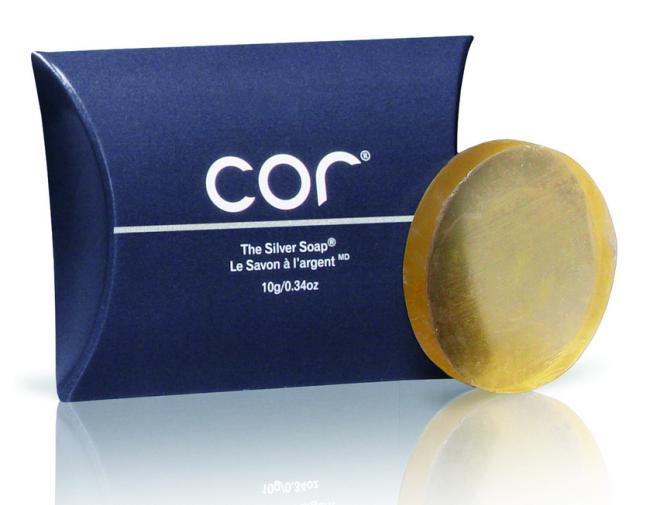 Cor Silver Soap PS